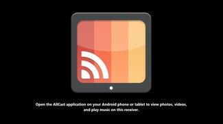 AllCast Receiver: Medien von Android jetzt auch via Chrome-App auf den PC streamen