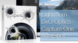 Alternativen zu Aperture und Adobe Photoshop Lightroom im Überblick