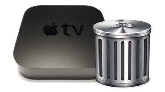 """Apple TV 2 ohne """"iOS 8"""": Keine Updates mehr"""