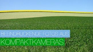 Beeindruckende Bilder mit Kompaktkameras fotografiert