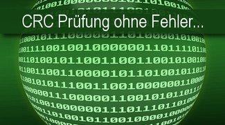 CRC Prüfung: Windows Datenfehler beim Kopieren - was tun?