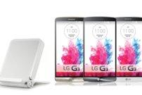 Nur noch wenige Tage: LG G3-Vorbesteller erhalten Qi-Ladegerät im Wert von 69€ geschenkt! (Amazon-Aktion)