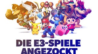 Nintendo Preview: Smash Bros., Splatoon, Hyrule Warriors & mehr angezockt!