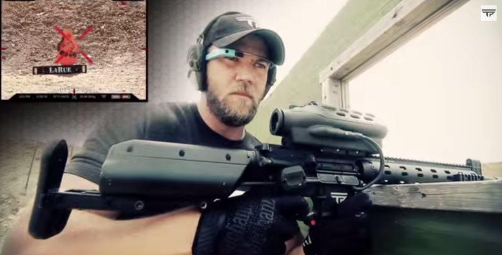 Google Glass: Waffenhersteller will Datenbrille in den Krieg bringen