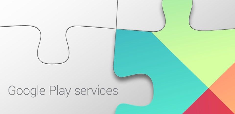 Die App Google Play Dienste verrichtet ihr Arbeit im Hintergrund. Es gibt keine Screenshots der App.