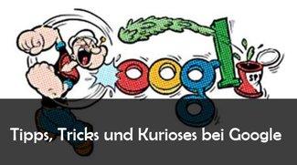 Google Tricks: Neue Funktionen, Easter Eggs und Hilfen für die Suchmaschine