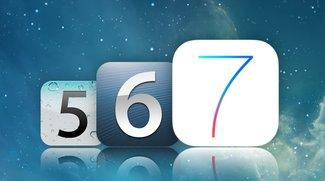 90 Prozent: iOS 7 dominiert im Vereinigten Königreich