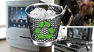 iPad-Recycling: 7 kreative Verwendungsmöglichkeiten fürs Altgerät