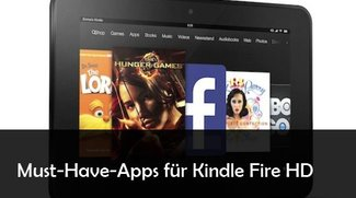 12 Kindle Fire HD Apps, die mehr aus dem Amazon Tablet herausholen