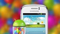 Samsung Galaxy Young: Das kleine und günstiges Einsteigersmartphone