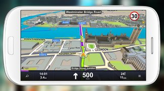Sygic GPS &amp&#x3B; Karten: Navi-App angeschaut, 40&nbsp&#x3B;Prozent Rabatt auf Premium-Kartenpakete