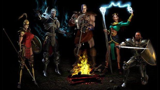 Diablo 2: Speedrun ohne einen einzigen Kill