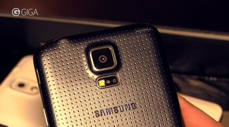 Samsung Galaxy S5: Ultra-Slow-Motion-Videos aufnehmen