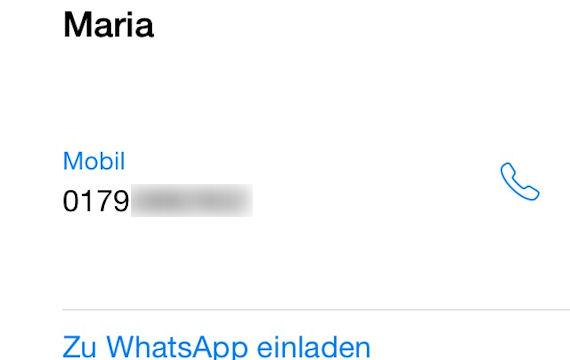 whatsapp kontakte finden: so funktioniert es! – giga, Einladung
