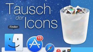 OS X 10.10 Yosemite: Icons, Dock…jetzt in Mavericks nutzen (Anleitung)