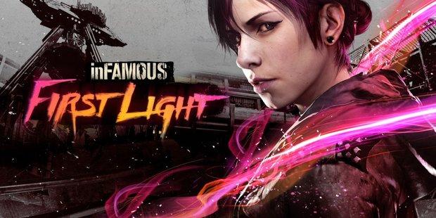 inFamous First Light: Retail-Fassung und Termin der Standalone-Erweiterung enthüllt