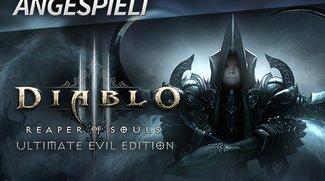 Diablo 3 auf der PS4 angespielt: Wie schlägt sich die Ultimate Evil Edition?