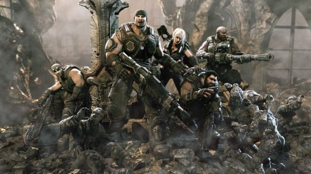 Gears of War 4: Cole Train im neuen Spiel offensichtlich mit dabei