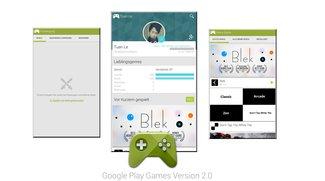 Google Play Games 2.0: App-Update bringt stark verbesserte Oberfläche und neue Features [APK-Download]
