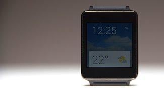 LG G Watch Test: So viel Potential