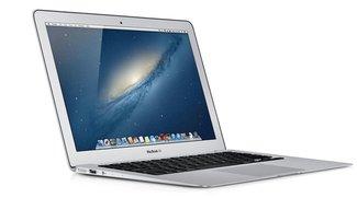 Erneutes Firmware-Update für MacBook Air verläuft reibungslos