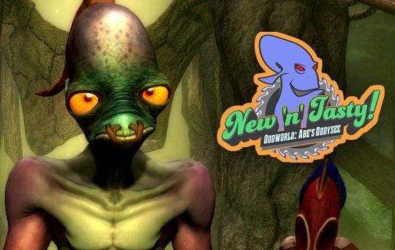 GIGA Gameplay: Oddworld - New 'n' Tasty - Abe ist zurück!