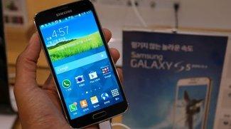 Samsung Galaxy S5 LTE-A im Hands-On