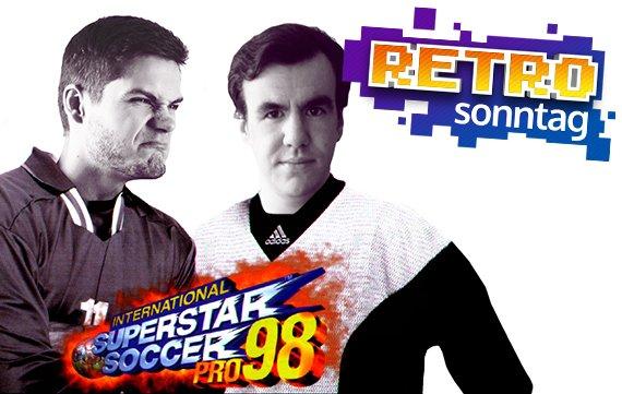 Retro Sonntag: International Superstar Soccer '98