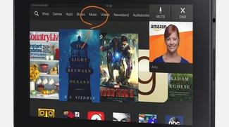 Mayday: Live-Hilfe per Videochat für Amazon Kindle Fire HDX-Geräte in Deutschland gestartet