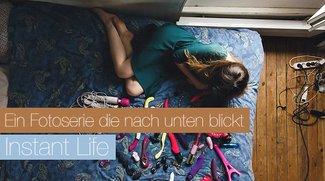 Instant Life – Ein Fotoserie die nach unten blickt