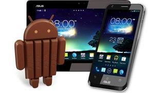 ASUS PadFone 2: Android 4.4 steht zum Download bereit