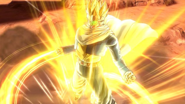 Dragon Ball Xenoverse: Neue Screenshots sind da
