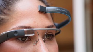 Google Glass: Cyberbrille lässt sich per Gedanken steuern