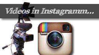 Ein Video auf Instagram veröffentlichen - ganz einfach!