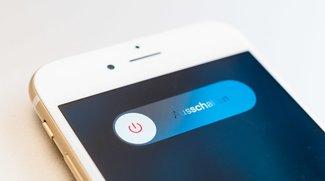 iPhone ausschalten – so gehts mit und ohne Power-Button