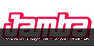Jamba Abo kündigen: so geht's online, mit SMS per Mail oder Brief