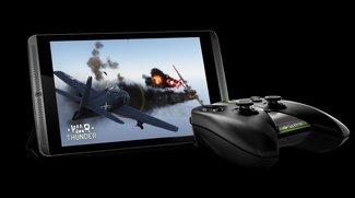 NVIDIA Shield Tablet: 8-Zoll-Tablet mit Tegra K1-Prozessor ab 14. August in Deutschland erhältlich