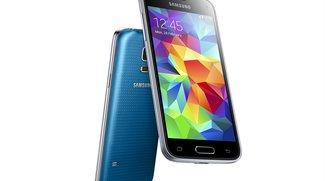 Samsung Galaxy S5 Mini: Update auf Android 6.0.1 wird ausgerollt