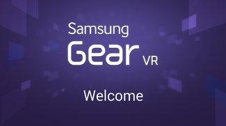 Samsung Gear VR: Geleakte Setup-App erlaubt ersten Blick auf Funktionsweise des Oculus Rift-Konkurrenten