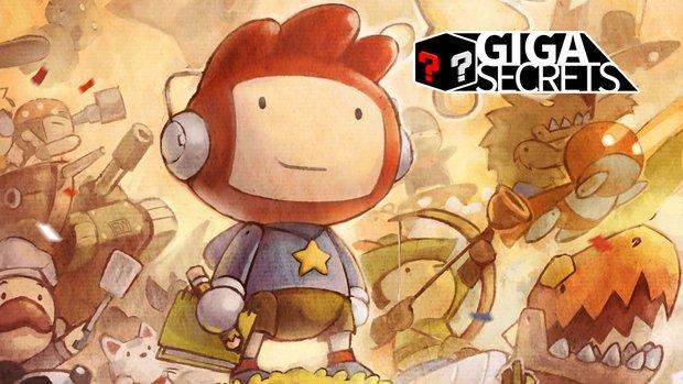 GIGA Secrets: Easter Eggs zu Scribblenauts, RAGE, Adventure Time & mehr