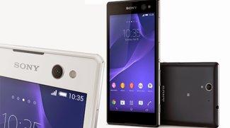 "Sony Xperia C3: Mittelklasse-""Selfie-Smartphone"""