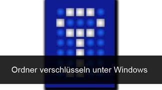 Ordner verschlüsseln mit Windows und Freeware-Programm