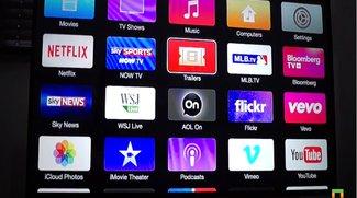 Apple TV: Video gibt Einblick über flacheres Design