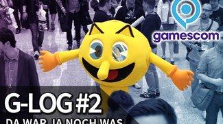 gamescom 2014: G-Log #2 - Da war doch noch was...