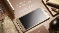 Samsung Galaxy Alpha: Ist das der iPhone-Killer?