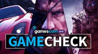 gamescom 2014: Gamecheck #5 mit Metal Gear Solid 5, Shadow of Mordor & Driveclub