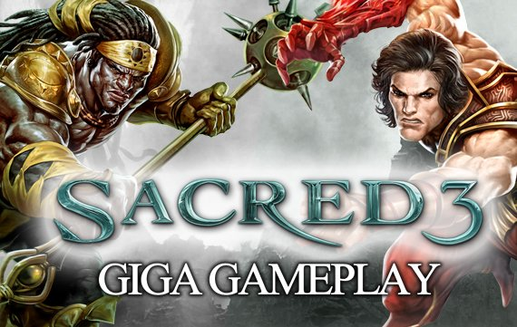 GIGA Gameplay: Irgendwie anders, dieses Sacred 3...