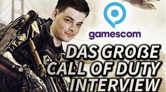 gamescom 2014: Das große Call of Duty Advanced Warfare-Interview