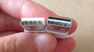 Neues Lightning-Kabel mit USB-Wendestecker im Video