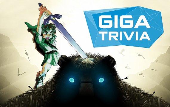 GIGA Trivia: Zelda meets Shadow of the Colossus, der GBA im Internet und nervige Yetis